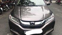 Cần bán xe Honda City 2018 số sàn, màu xám