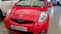 Bán Toyota Yaris 1.5G năm sản xuất 2012, màu đỏ