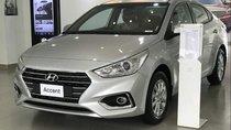Cần bán xe Hyundai Accent 2019, màu bạc