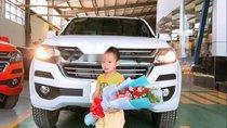Bán chiếc xe Colorado chính chủ, bảo dưỡng đầy đủ tại Chervolet Việt Long