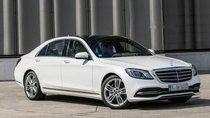 Mercedes-Benz Bình Dương bán Mercedes S 450L đời 2019, màu trắng, nhập khẩu nguyên chiếc