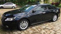 Bán Toyota Camry 2.5G 2014, màu đen, lăn bánh 50.000km