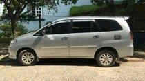 Cần bán xe Toyota Innova đời 2011, màu bạc, xe chạy cực kì êm