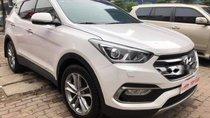 Bán xe Hyundai Santa Fe 2.2AT CRDi 2018, máy dầu, xe đăng kí tên tư nhân 1 chủ - Đẹp xuất sắc