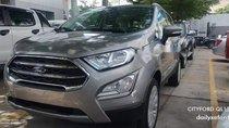 Bán xe Ford EcoSport sản xuất 2019, màu xám