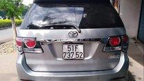 Bán xe Toyota Fortuner đời 2016, màu bạc