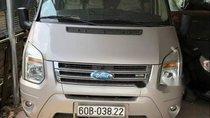 Bán xe Ford Transit năm sản xuất 2016, màu bạc, giá tốt