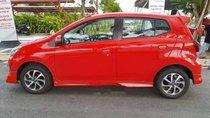 Bán xe Toyota Wigo 1.2AT đời 2019, màu đỏ, nhập khẩu