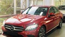 Cần bán Mercedes C200 đời 2019, màu đỏ, dòng Sedan