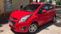 Cần bán lại xe Chevrolet Spark 1.0AT đời 2013, màu đỏ, Đk 1/2014