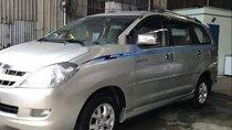 Cần bán Toyota Innova đời 2006, màu bạc, xe zin toàn bộ