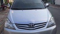 Bán Toyota Innova năm sản xuất 2010, màu bạc, xe gia đình