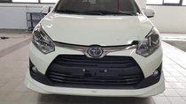 Bán Toyota Wigo 2019, màu trắng, nhập khẩu