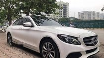Cần bán xe Mercedes C200 năm 2018, màu trắng, xe nhập, biển tỉnh