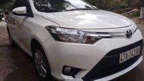 Cần bán xe Toyota Vios E năm 2017, màu trắng chính chủ