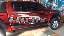 Bán xe Toyota Hilux đời 2016 máy dầu, 2 cầu
