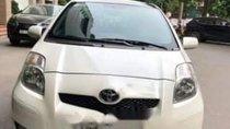 Bán ô tô Toyota Yaris đời 2010, màu trắng, nhập khẩu