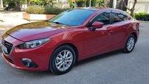 Cần bán lại xe Mazda 3 tự động cuối 2016, màu đỏ