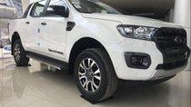 Bán Ford Ranger 2019, màu trắng, xe nhập