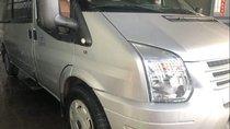 Cần bán xe Ford Transit đời 2015, màu bạc, 475tr