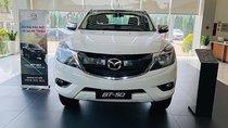 Cần bán xe Mazda BT 50 sản xuất 2019, màu trắng, giá 625tr