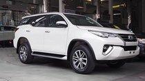 Bán ô tô Toyota Fortuner 2.4G đời 2019, màu trắng