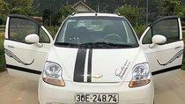 Cần bán gấp Chevrolet Spark năm 2009, màu trắng giá cạnh tranh