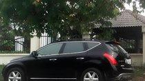 Cần bán lại xe Nissan Murano năm 2007, màu đen, nhập khẩu còn mới