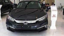 Bán Honda Civic G 1.8 AT đời 2019, màu xanh lam, nhập khẩu