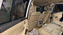 Bán LX570 trắng SX 2013 đăng ký lần đầu 2015