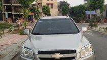 Bán xe Chevrolet Captiva số tự động sản xuất 2008, màu bạc