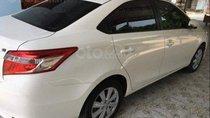 Bán ô tô Toyota Vios MT 2017 màu trắng