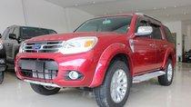 Bán Ford Everest sản xuất năm 2014, màu đỏ máy dầu, giá 620 triệu