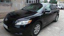Cần bán Toyota Camry LE năm sản xuất 2007, màu đen, xe nhập