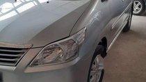 Bán Toyota Innova G đời 2012, màu bạc chính chủ, giá 405tr