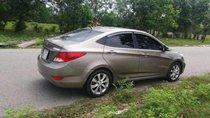 Cần bán Hyundai Accent năm sản xuất 2012, màu xám, nhập khẩu