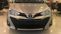Bán Toyota Vios đời 2019, màu vàng cát