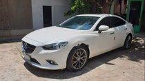 Bán Mazda 6 2.5 sản xuất 2015, màu trắng như mới, giá 765tr