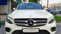 Chào bán GLC 300 AMG 2017 trắng nâu, hóa đơn VAT cao