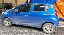 Cần bán gấp Chevrolet Spark 2017, màu xanh lam, nhập khẩu