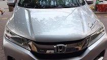 Cần bán gấp Honda City 1.5 AT năm 2014, màu bạc