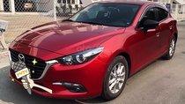 Cần bán lại xe Mazda 3 năm sản xuất 2018, màu đỏ
