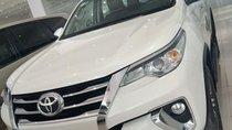 Bán ô tô Toyota Fortuner 2.5 đời 2017, màu trắng, xe nhập