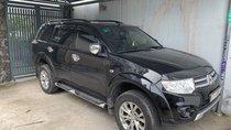 Chính chủ bán Mitsubishi Pajero Sport 3.0 AT năm sản xuất 2015, màu đen