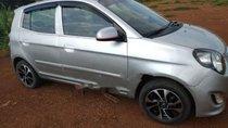 Bán xe Kia Morning đời 2012, màu bạc chính chủ, giá 195tr