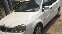 Cần bán xe Daewoo Lacetti năm 2005, màu trắng, xe đẹp