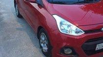 Chính chủ bán xe Hyundai Grand i10 đời 2015, màu đỏ, xe nhập