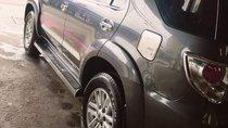 Cần bán gấp Toyota Fortuner năm sản xuất 2014, màu xám, xe giữ gìn rất đẹp