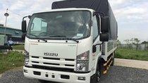 Xe tải 8.2 tấn thùng dài 7m nhãn hiệu Isuzu, giá bao cạnh tranh 2019