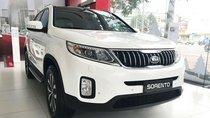 Cần bán Kia Sorento Premium D đời 2018, màu trắng